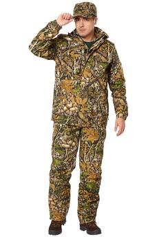 """Одежда для охоты, рыбалки. Костюм """"Барс"""" с полукомбинезоном."""