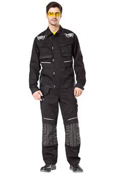 """Купить спецодежду в Самаре. Рабочий костюм """"Камаро"""" с брюками."""