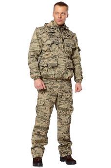 Функциональный костюм для охоты-рыбалки в магазине спецодежды.