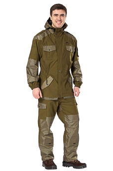 """Горный костюм для туризма и походов. Костюм """"Эверест""""."""