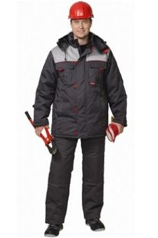 """Купить в Самаре зимний костюм """"Фаворит"""" с брюками. Магазин спецодежды."""