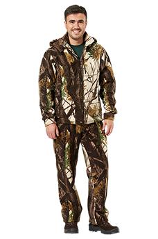 Флисовые костюмы для охоты, рыбалки и активного отдыха. Спецодежда в Самаре.