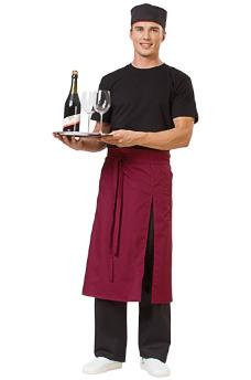 В продаже фартуки официантов и поваров. Цены на поварские фартуки.