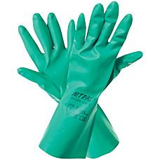 Перчатки нитриловые КЩС+МБС