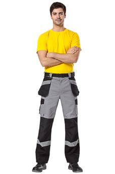 Рабочие брюки для инженеров. Спецодежда в Самаре.