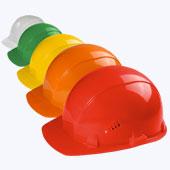Купить каску с защитой от высокого напряжения.