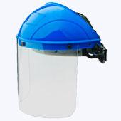 Поликарбонатовый щиток с высокими защитными свойствами.
