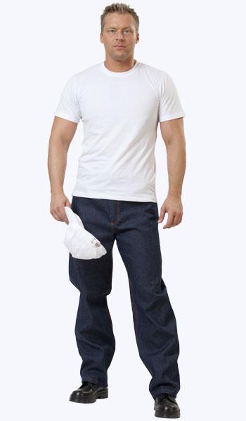 Продажа футболок однотонных в магазине спецодежды Самары