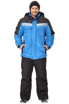 """Утепленная куртка """"Эпицентр"""" для работы зимой - спецодежда."""