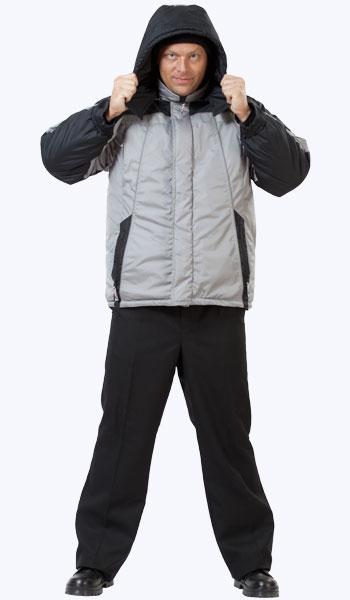 """Куртку """"Премьер"""" можно купить в магазине спецодежды."""