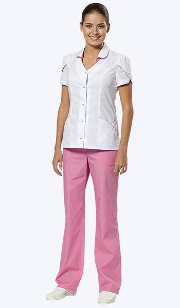 """Медицинский костюм """"Вдохновение для мед персонала - спецодежда."""