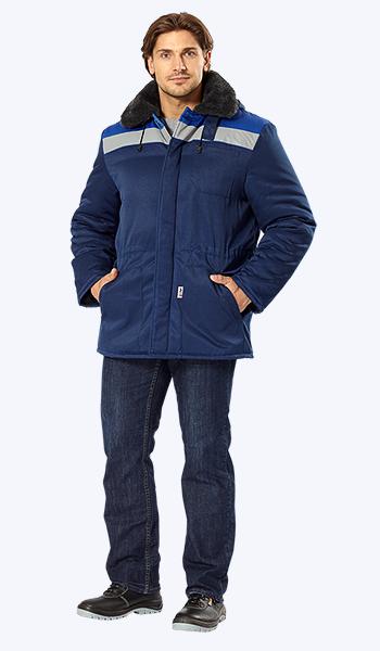 Рабочие утепленные куртки по ценам производителя. Продажа спецодежды в Самаре.