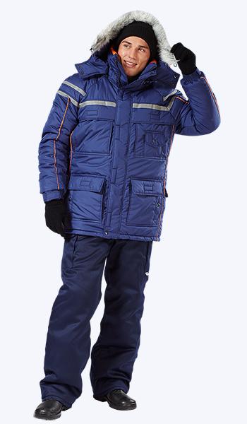 """Купить в розницу куртку """"Аляска"""" в Самаре. Магазин рабочей одежды."""