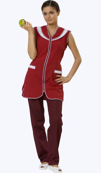 Для продавца купить в Самаре габардиновый сарафан бордового цвета.