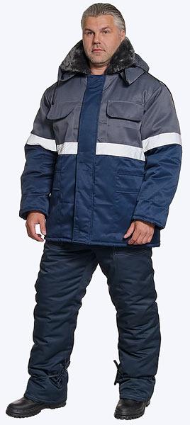 Зимние рабочие куртки купить в Самаре от производителя. Магазин спецодежды.