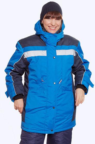 Женские рабочие куртки оптом и в розницу в Самаре. Магазин спецодежды.
