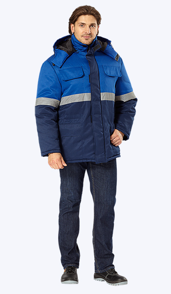 Цены и каталог на зимние куртки в Самаре. Купить спецодежду.