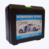 """Аптечка автомобильная """"Астра"""""""