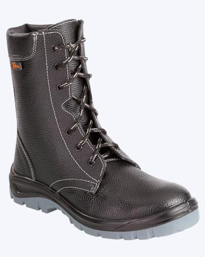 Купить в магазине рабочей обуви ботинки с высоким берцем. Спецобувь в Самаре.