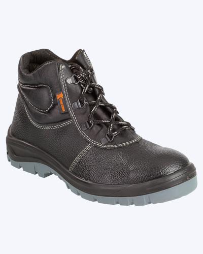 Купить утепленные ботинки для работы, утепленные шерстяным мехом. Магазин спецобуви.