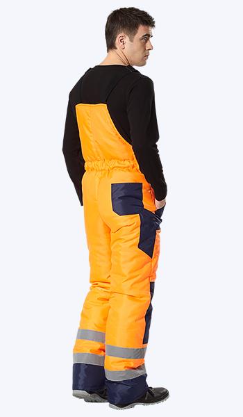 Спецодежда для дорожных служб. Зимние костюмы в магазине спецодежды.
