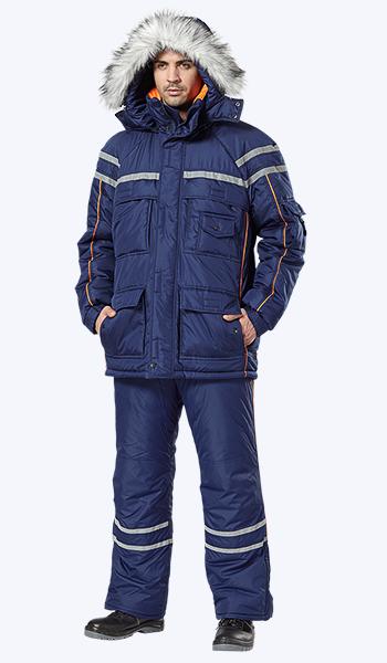 Купить в Самаре зимний костюм для работы. Магазин спецодежды.