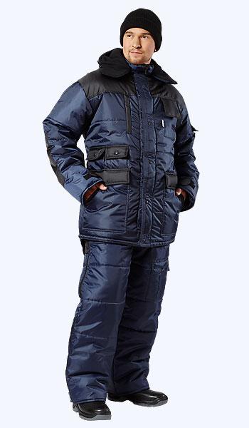 Купить в Самаре очень теплый костюм. Спецодежды каталог.