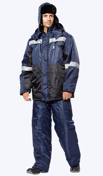 Утепленные костюмы для работы. Магазин рабочей спецодежды.
