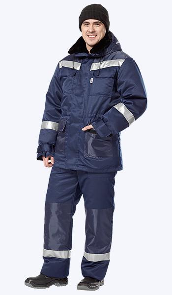 Магазин спецодежды. Утепленные костюмы в продаже от производителя.