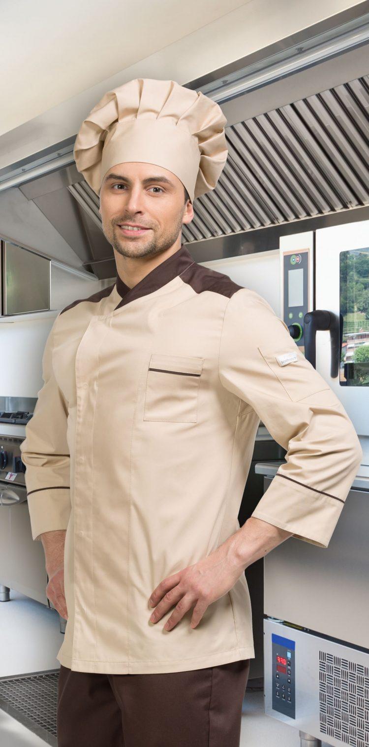 густаво, шеф-повар, форма повара