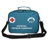 Аптечка первой помощи коллективная на 100 человек сумка